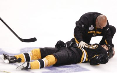 NHL Releases New Concussion Protocol, No Mention of Treatment, Just Wait Until Symptoms Go Away