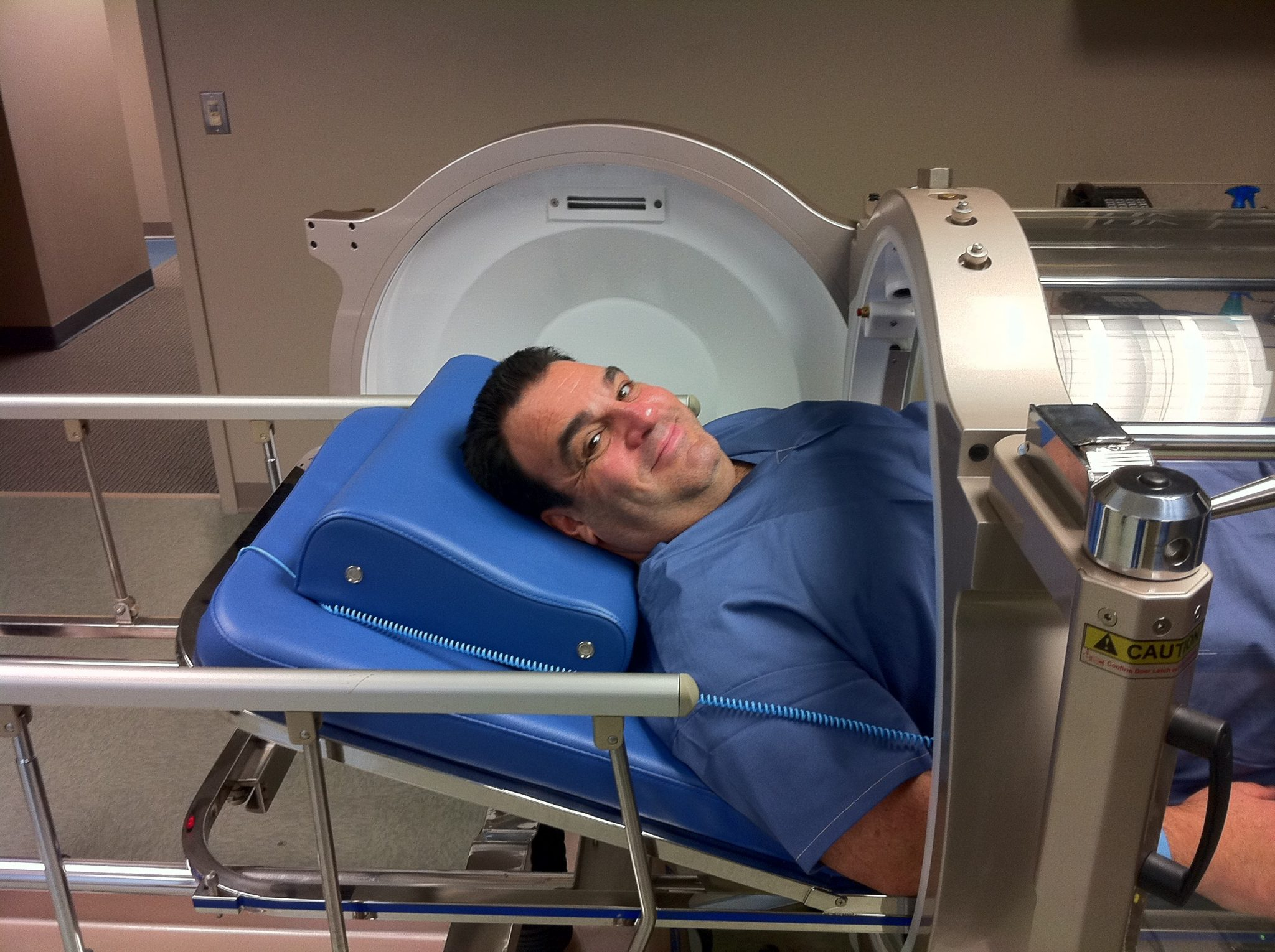 what is hyperbaric oxygen therapy