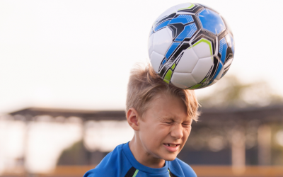 Heading Soccer Ball Causes Instant Brain Changes