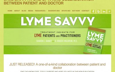 LYME SAVVY, Treatment Insights for Lyme Patients and Practitioners.