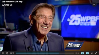 Joe Namath Says 12 is Too Early for Contact Football